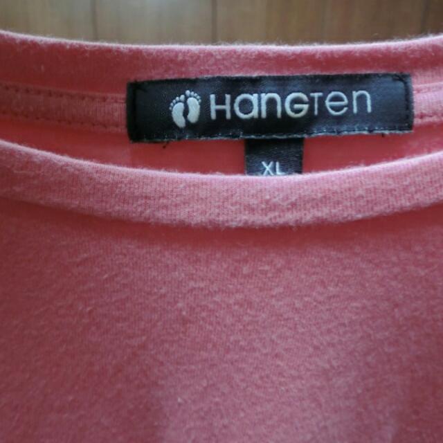 Hangten睡衣 粉紅色