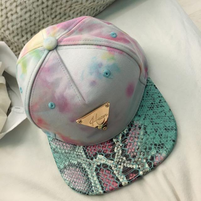 Hater SnapBack 渲染 夏天 球帽