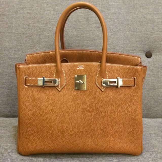 9694530844 ... discount hermes birkin 30 gold togo phw g stamp bag luxury on carousell  26f3d 9c5a6
