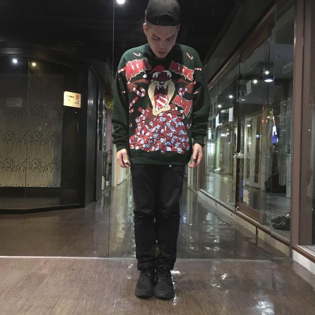 Hippy van vintage _ 大學TEE