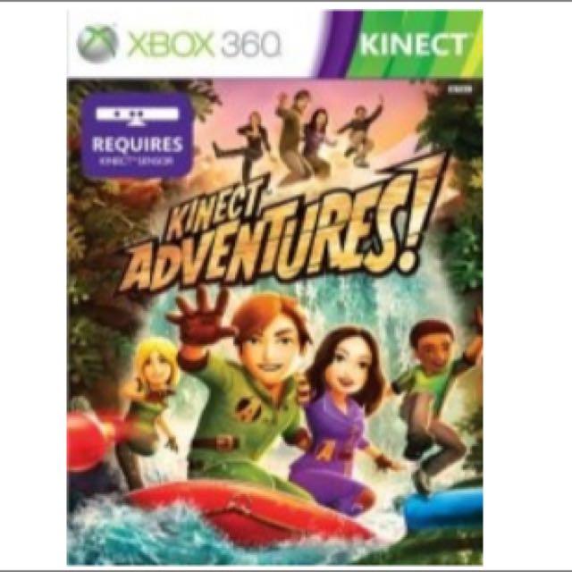 Xbox遊戲-Kinect 大冒險
