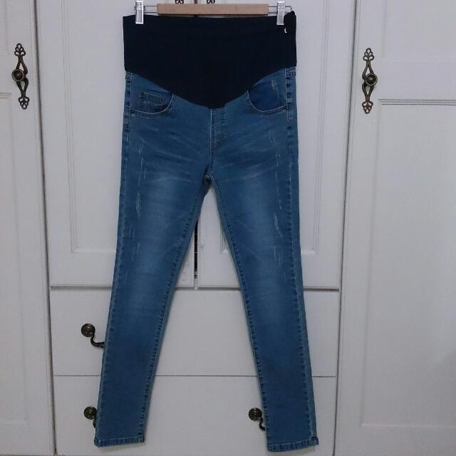 全新孕婦褲m號含運