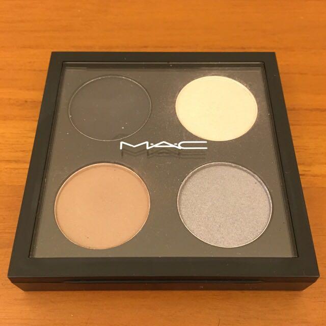M.A.C.四色眼影盤