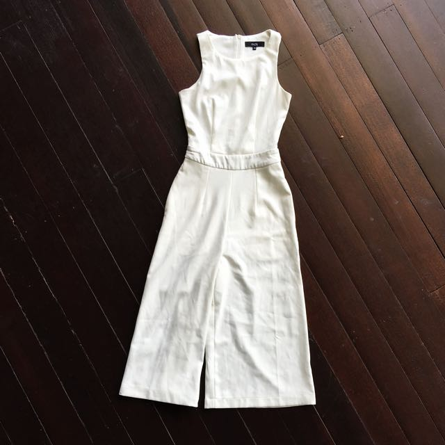 RESERVED MDS Culottes Jumpsuit