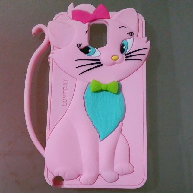 Note 3 Kitty Cat Casing