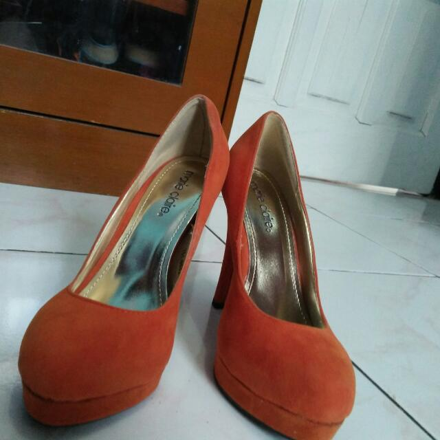 Preloved Marie Claire Shoes