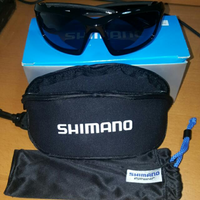 d7b8ec602a Shimano Polarized Sunglasses