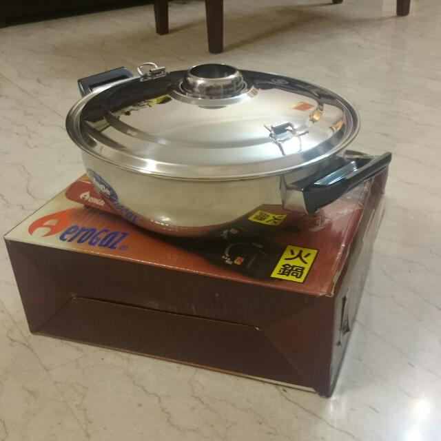 Stainless Steel Steamboat