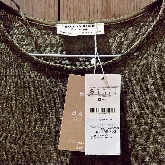 Stradivarious Sweatshirt