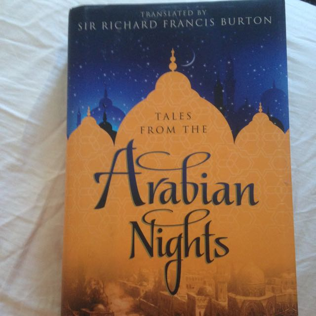 Tales From The Arabian Nights Hardback
