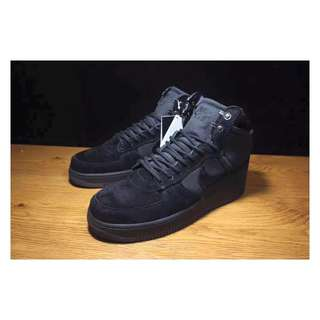 NIKE AIR FORCE 1 HI DCNST MILITARY