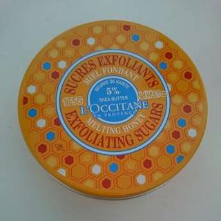 Loccitane Limited Edition Sugar Scrub!