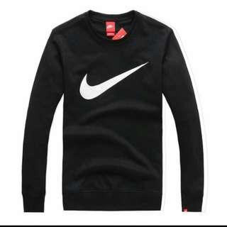 全新正版Nike冬天刷毛厚T @ NT$1500