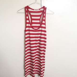 Country Road Stripe Dress