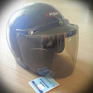 🔉全新 安全帽-黑 CNS標準檢驗合格