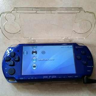 PSP2001 Blue Slim / PSP
