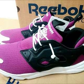 REEBOK FURYLITE 黑紫配色男鞋