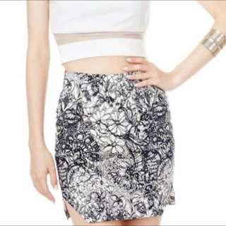 TCL Floral Fleur Skirt