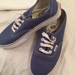 VANS AUTHENTIC women's 5.5