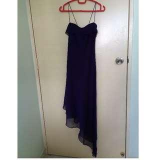 Purple Dress from Daniel Yam