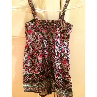 Urban Summer Dress