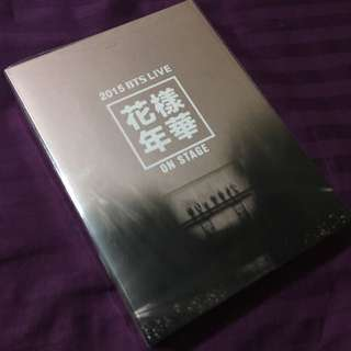 [SOLD, WAITING FOR PAYMENT TO TRANSFER] BTS HYYH ONSTAGE / ON STAGE LIVE DVD
