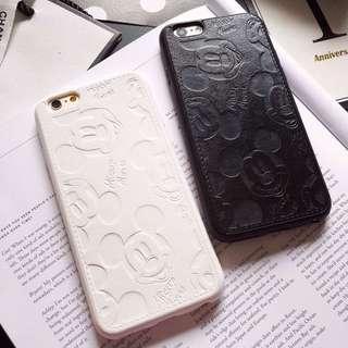 「蘋果樹通訊」仿皮革米奇 手機維修 門號申辦 配件 電池更換