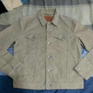 Levi's 日本大阪製 燈芯絨 古著牛仔外套