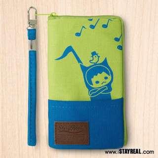 STAYREAL MusiQ手機包