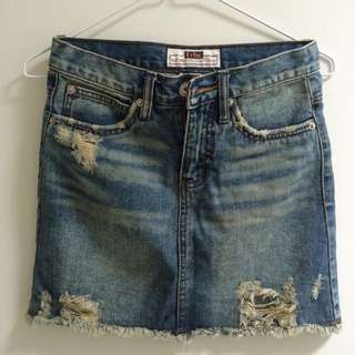 Brand New, Revolt T+BC Denim Skirt