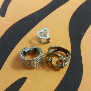 造型戒指/耳環