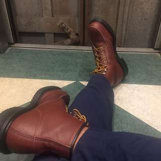 Redwing Safety Boot  Model 8249