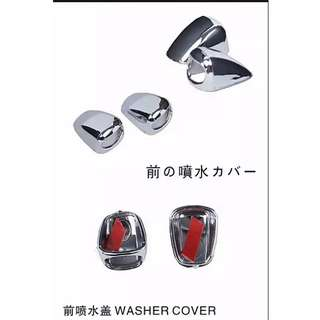 Toyota HIACE washer cover