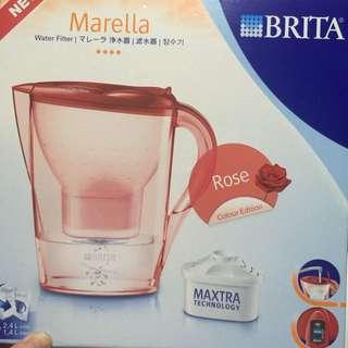 全新含運。BRITA濾水壺 (兩個可售)