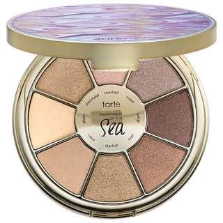 🚚 美國Tarte*Rainforest of the Sea™ Eyeshadow Palette