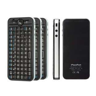 iPazzPort KP-810-16BR Mini Wireless Keyboard for Apple TV/Android
