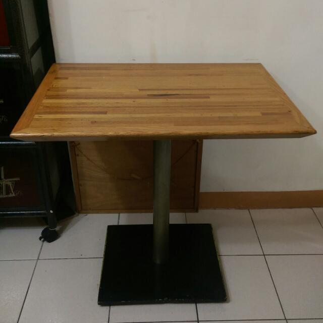 【降價】木桌,茶几(二手)
