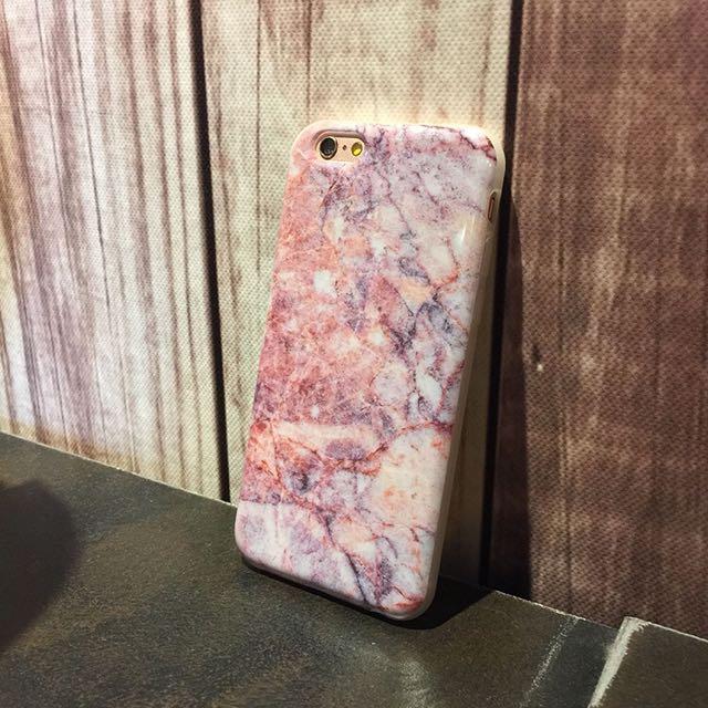 大理石質感手機殼