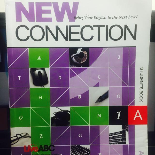 英文課本Newconnection