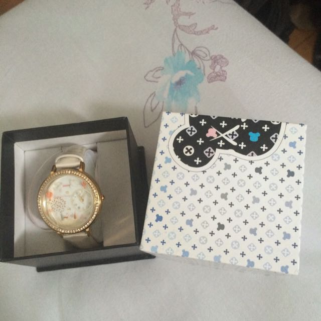 (降)甜美風 手錶