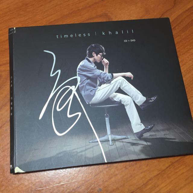 方大同 / 2009自選輯~Timeless:《可啦思刻》- Taipei Tour 2009典藏限定版(CD+DVD)
