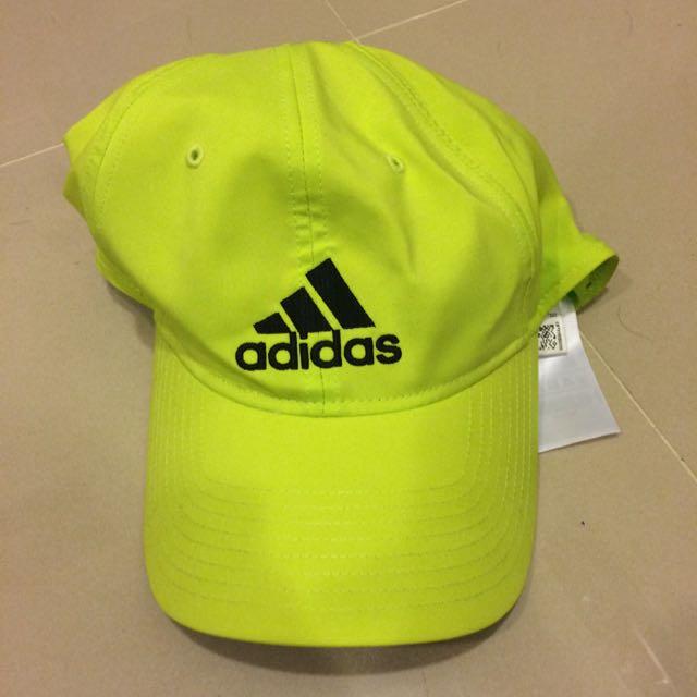 Adidas 慢跑 帽子