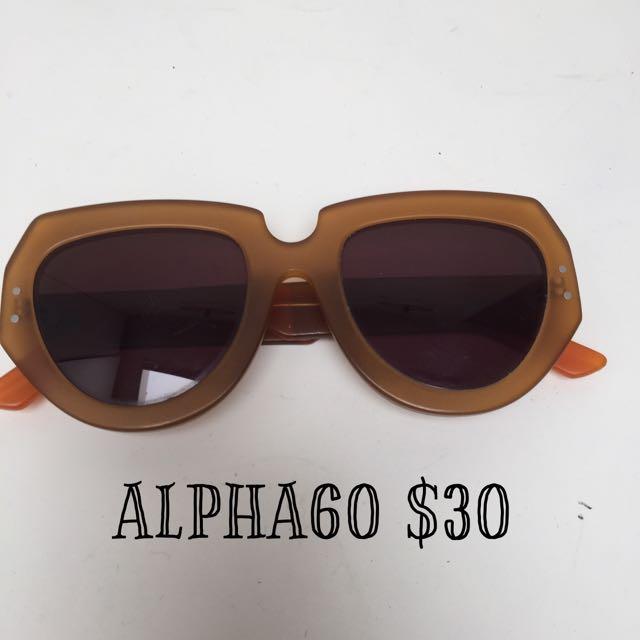 Alpha60 Sunglasses