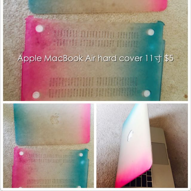 Apple MacBook Air 11 Inch Hard Cover