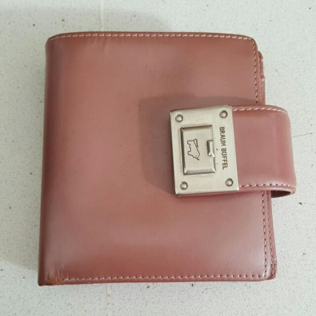 Braun Buffel Women Wallet