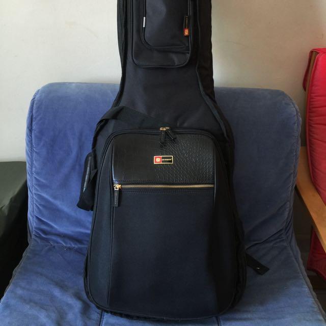 CrossRock Double Guitar Gig Bag (Reserved)