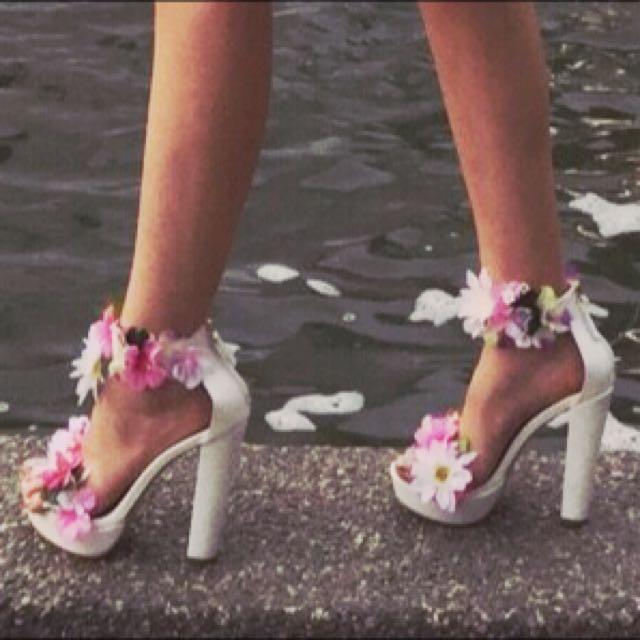 Custom Detailed Heels