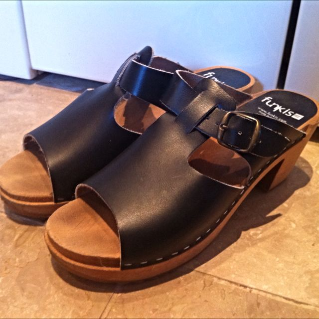 Funkis Women's Shoes 39 Near New Condition
