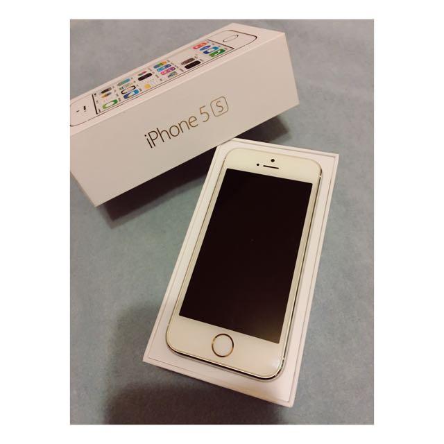 I Phone 5s (保留)