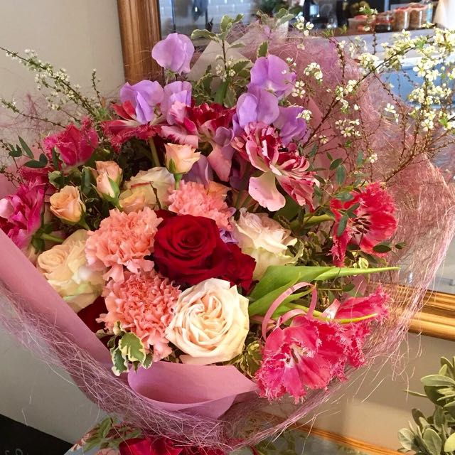 Japanese Flowers Arrangement